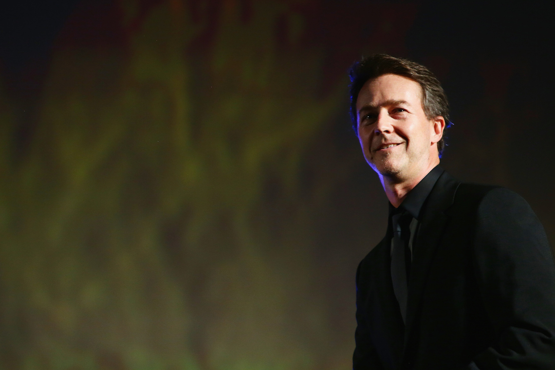 the past present and future of the film actor edward norton Place your vote on the list of top ten greatest actors  edward harrison norton is an american actor,  actor in the past now in the present and he will .