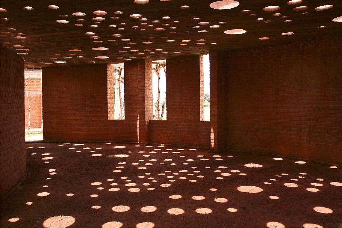 Gando library in Mali