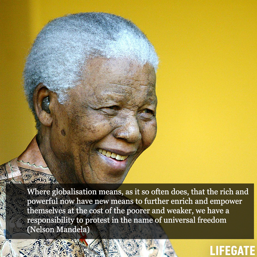 Image of: Inspirational Quotes Nelson Mandela Quotes Lifegate Nelson Mandela The Best Most Provocative And Inspiring Quotes