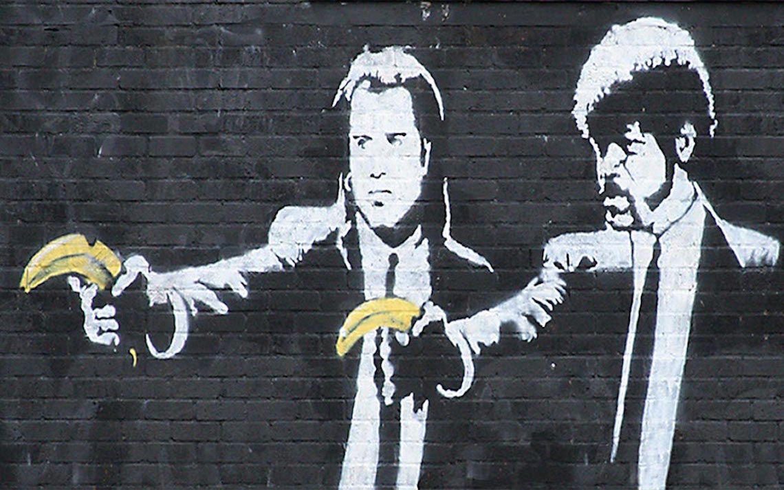 5 revelations that gave birth to the cult of Banksy