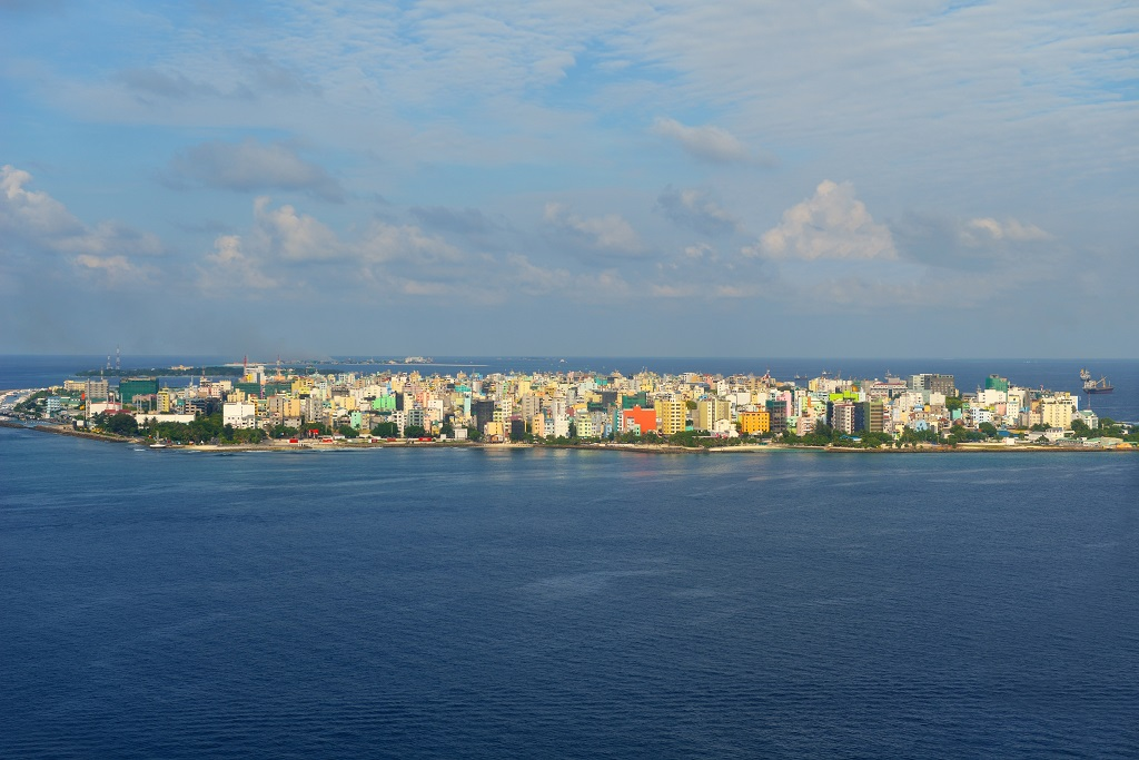 The Capital of Maldives, Male