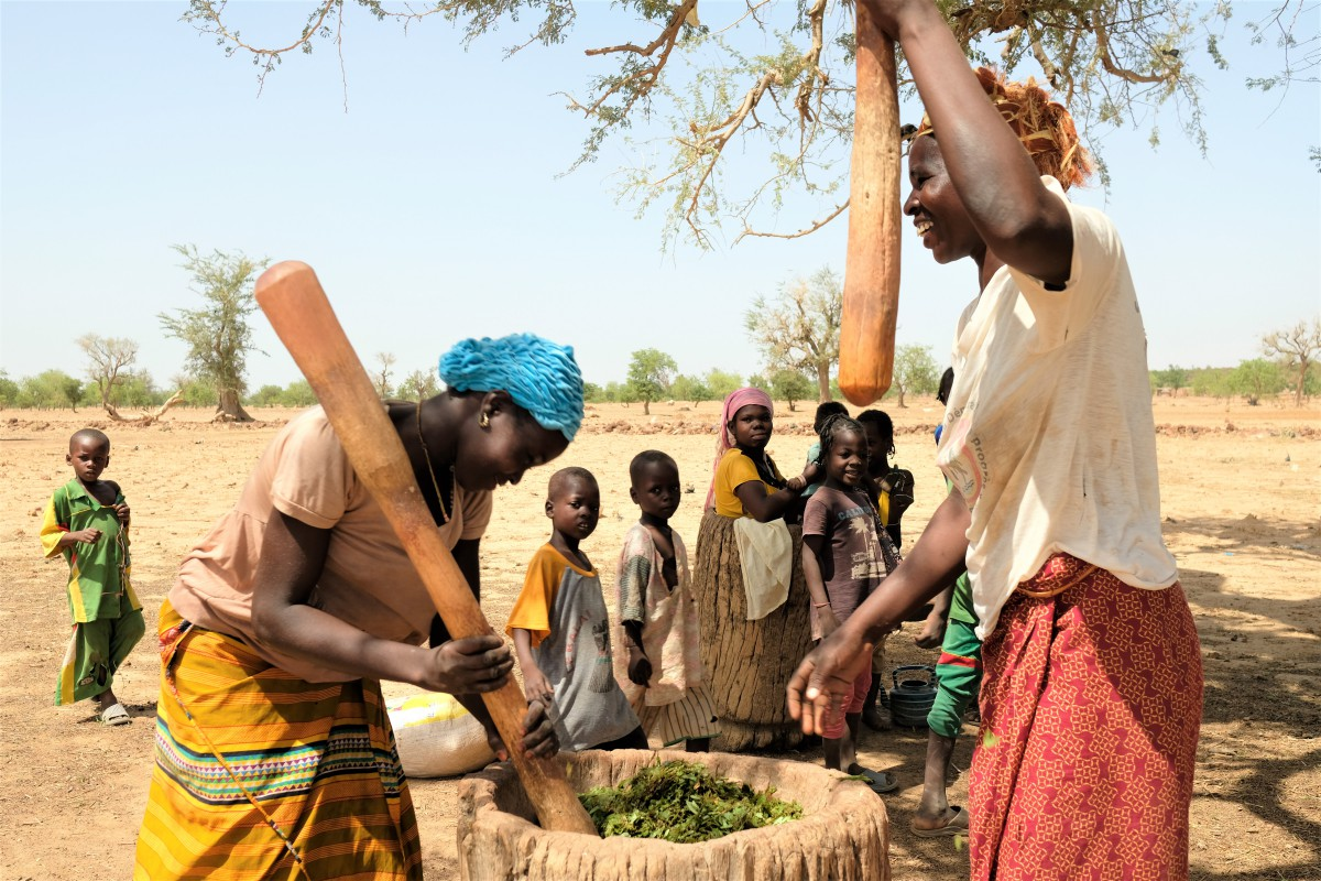 Fighting for the land in Burkina Faso