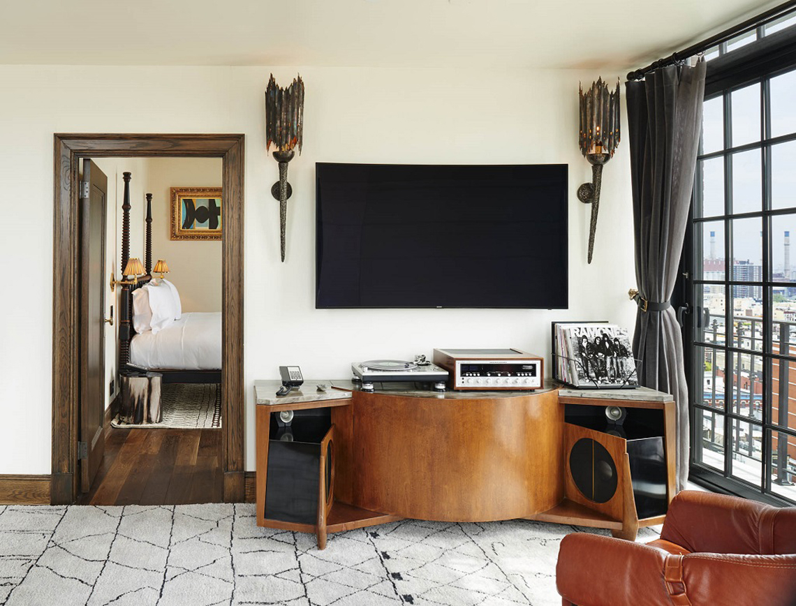 12 Hotels For Vinyl Lovers Lifegate