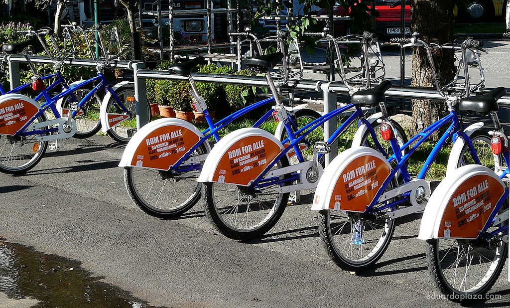 oslo bike sharing