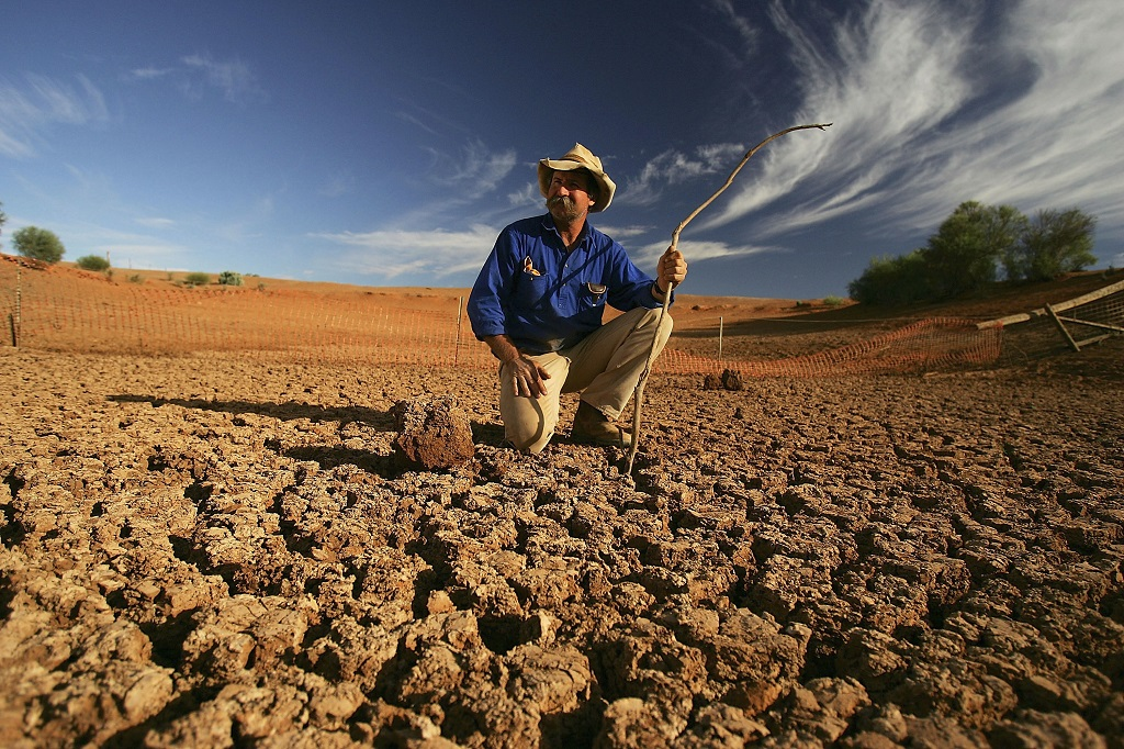 Australia Suffers Worst Drought In Years