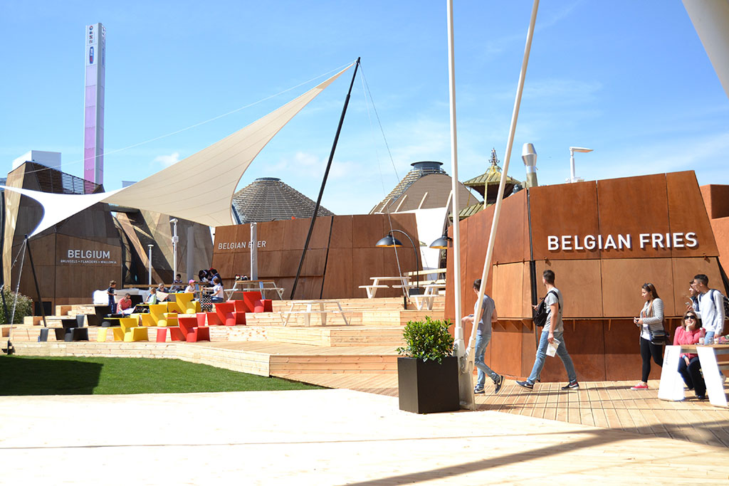 Expo Stand Belgio : Expo photos and unmissable places