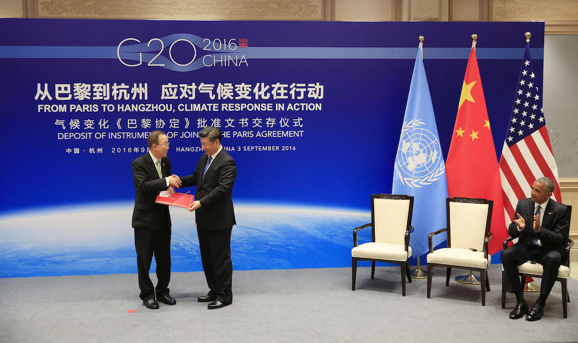 china usa paris agreement