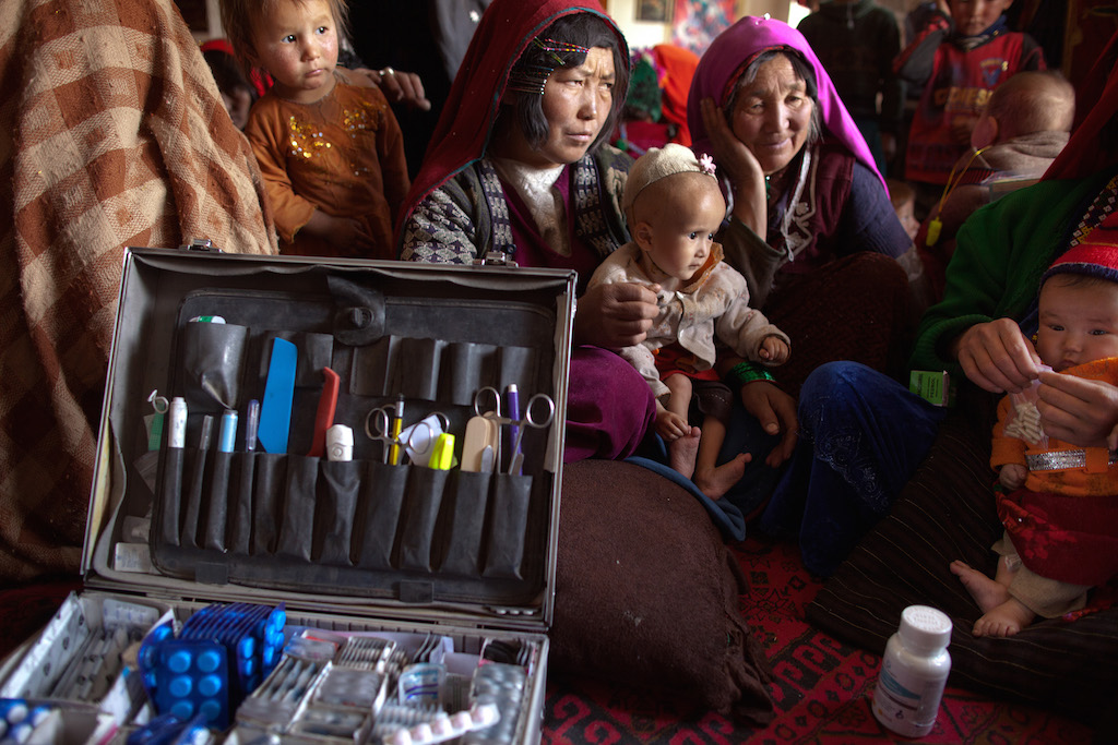 Afghan Mobile Health Teams Bring Care To Remote Mountain Villages