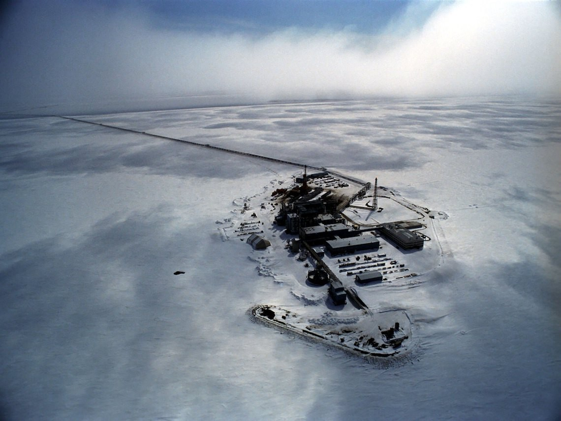 arctic drilling donald trump