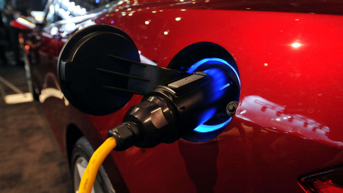 Aims To Have Only Electric Cars On Its Roads By