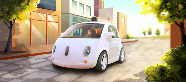 Google-Self-Driving-Prototy