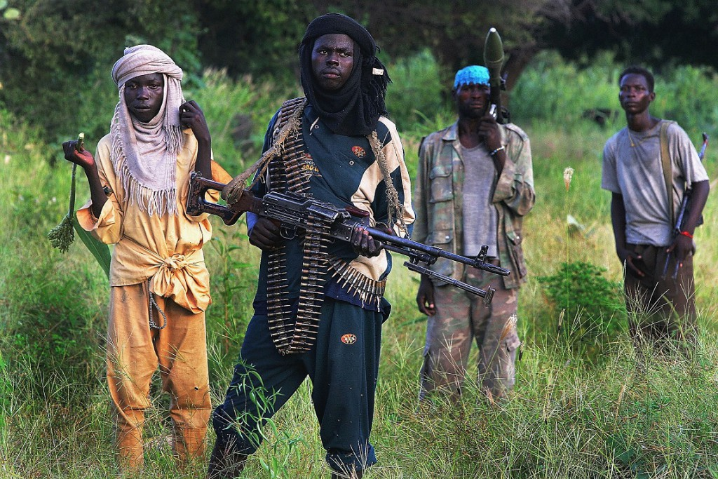 South Sudan war even peace treaty