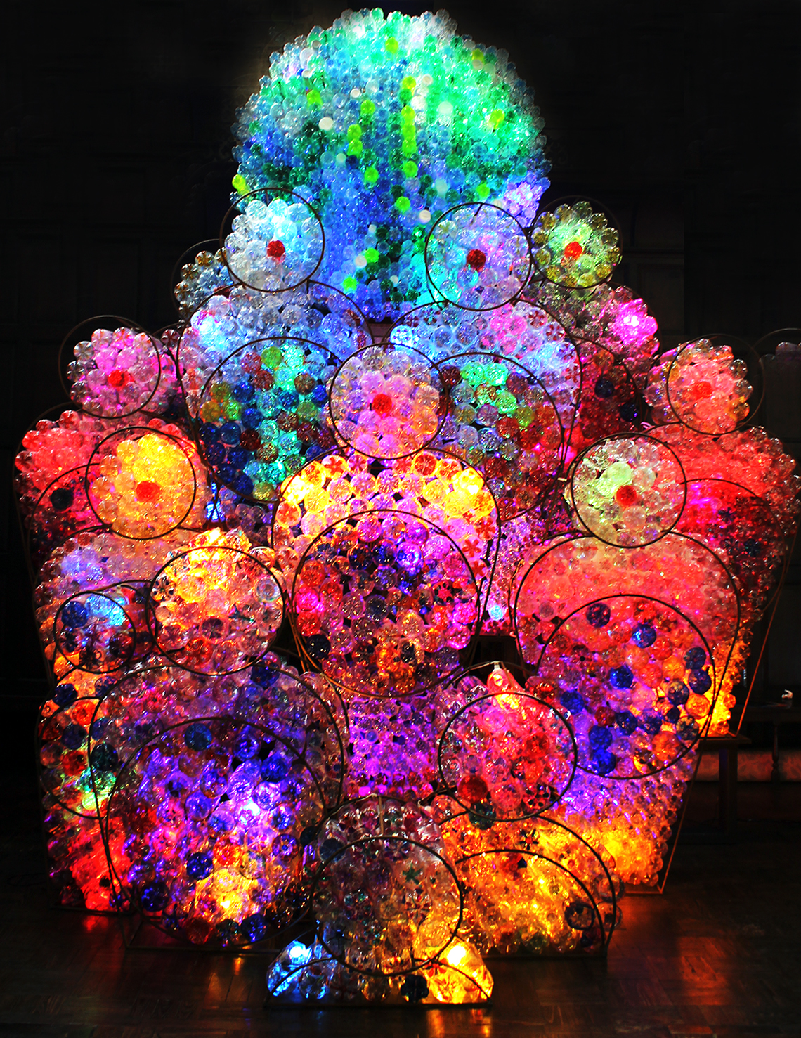 light becomes art in the city of cambridge the photos