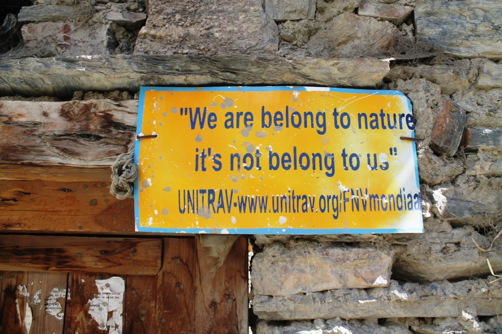 The truth found in a village at more than 4.000 mt © Federica Garofalo