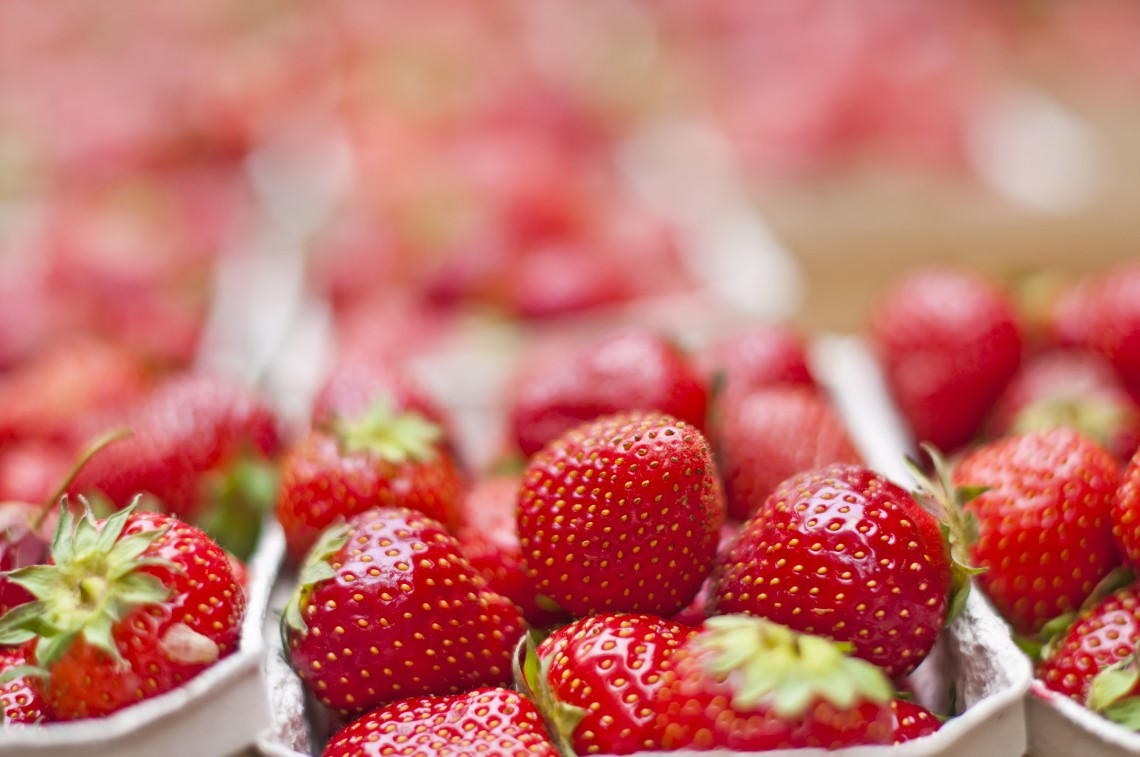 strawberries histamine allergies