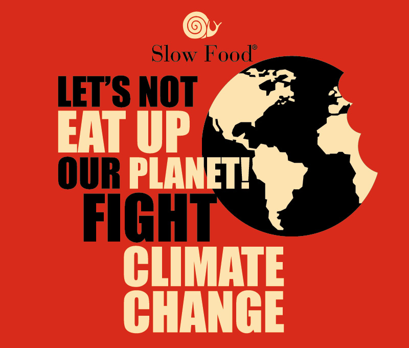 Let's not eat up our planet