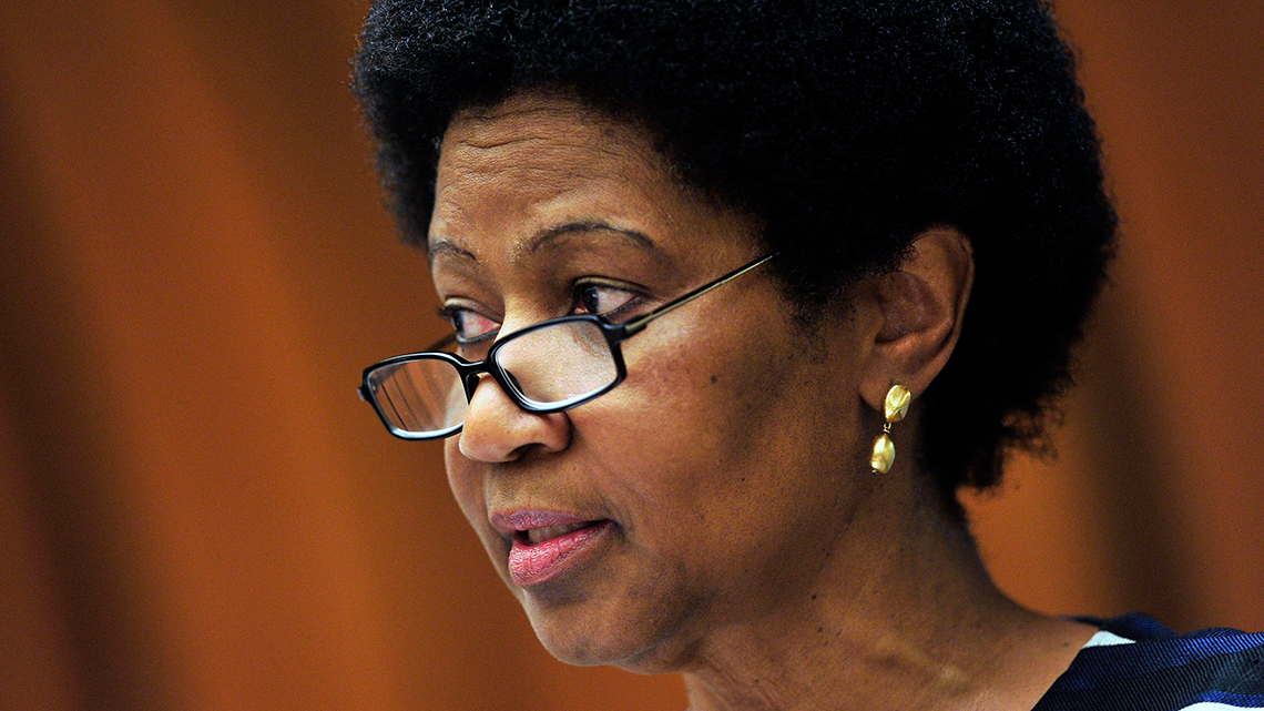 Phumzile-Mlambo-Ngcuka (Un Women) © Harold Cunningham/Getty Images