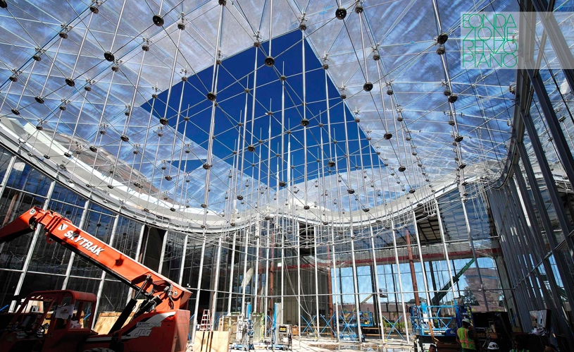 rpbw renzo piano building works architecture California Academy of Science