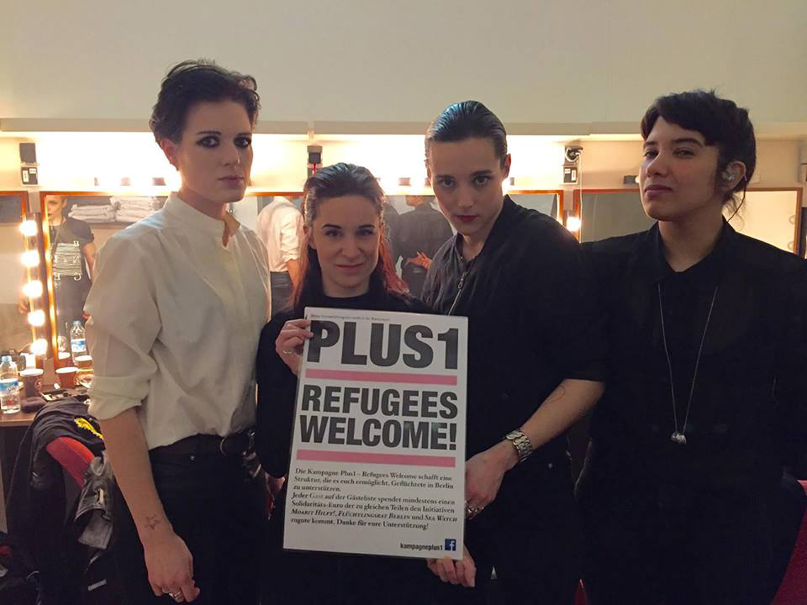 savages plus1 campaign refugees