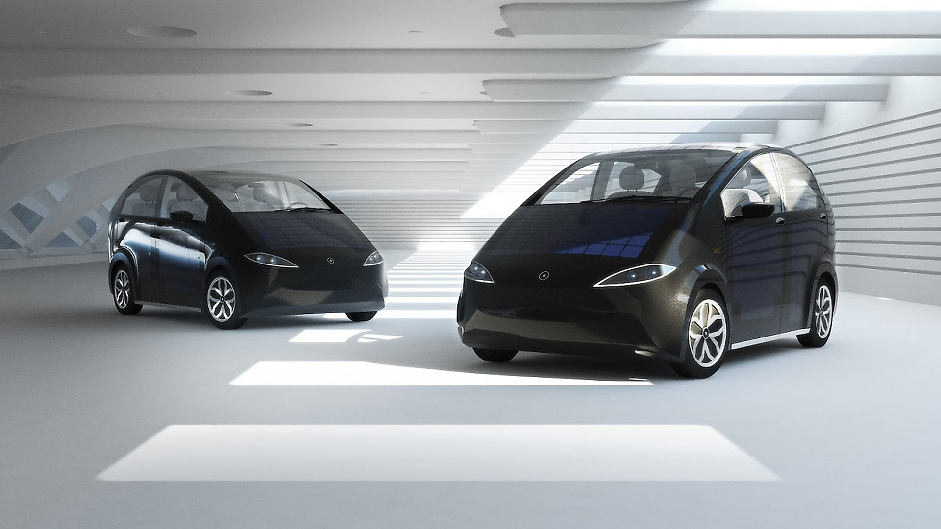 Sion is the world\'s first solar production car. And it is ...