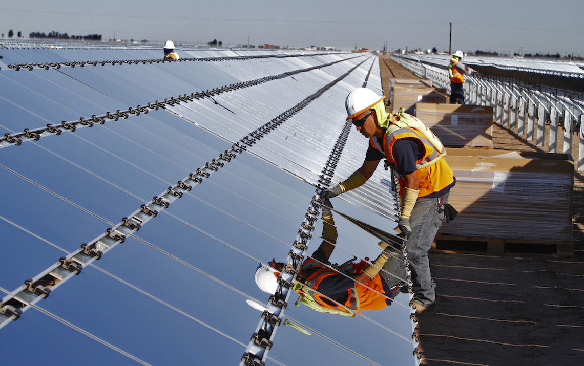 photovoltaic California
