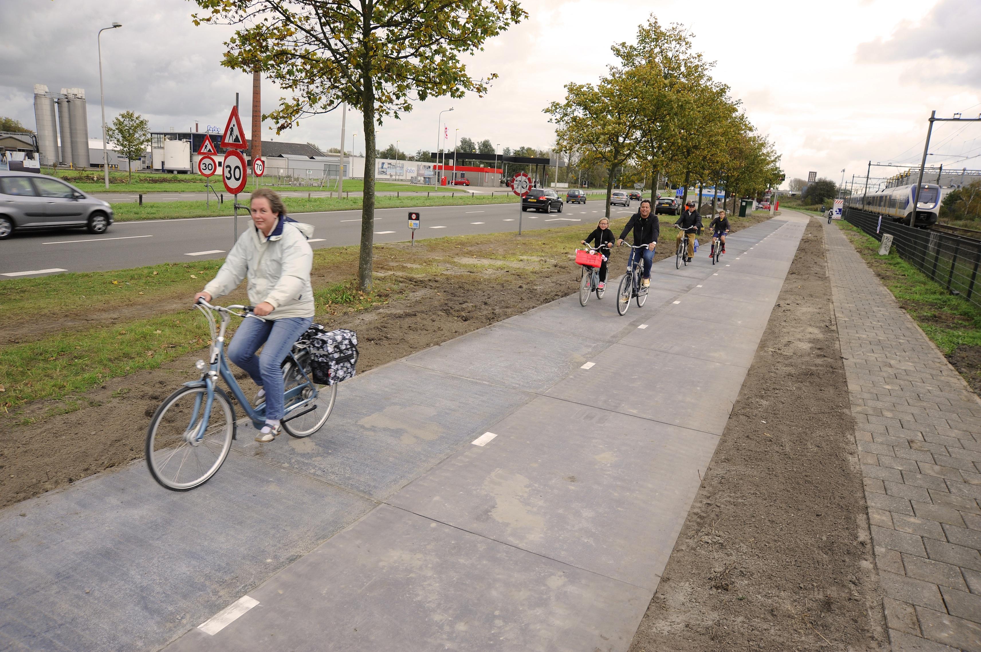 Hvordan Amsterdam ble sykkelen hovedstaden i verden