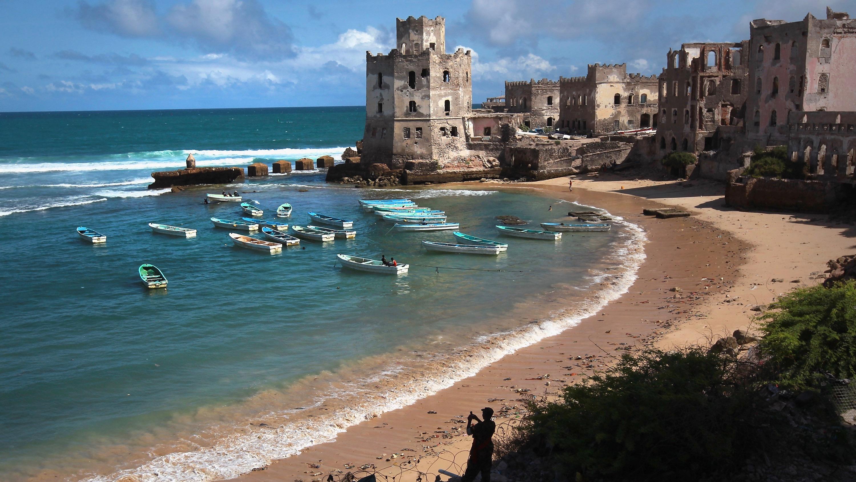 Somalia Beaches