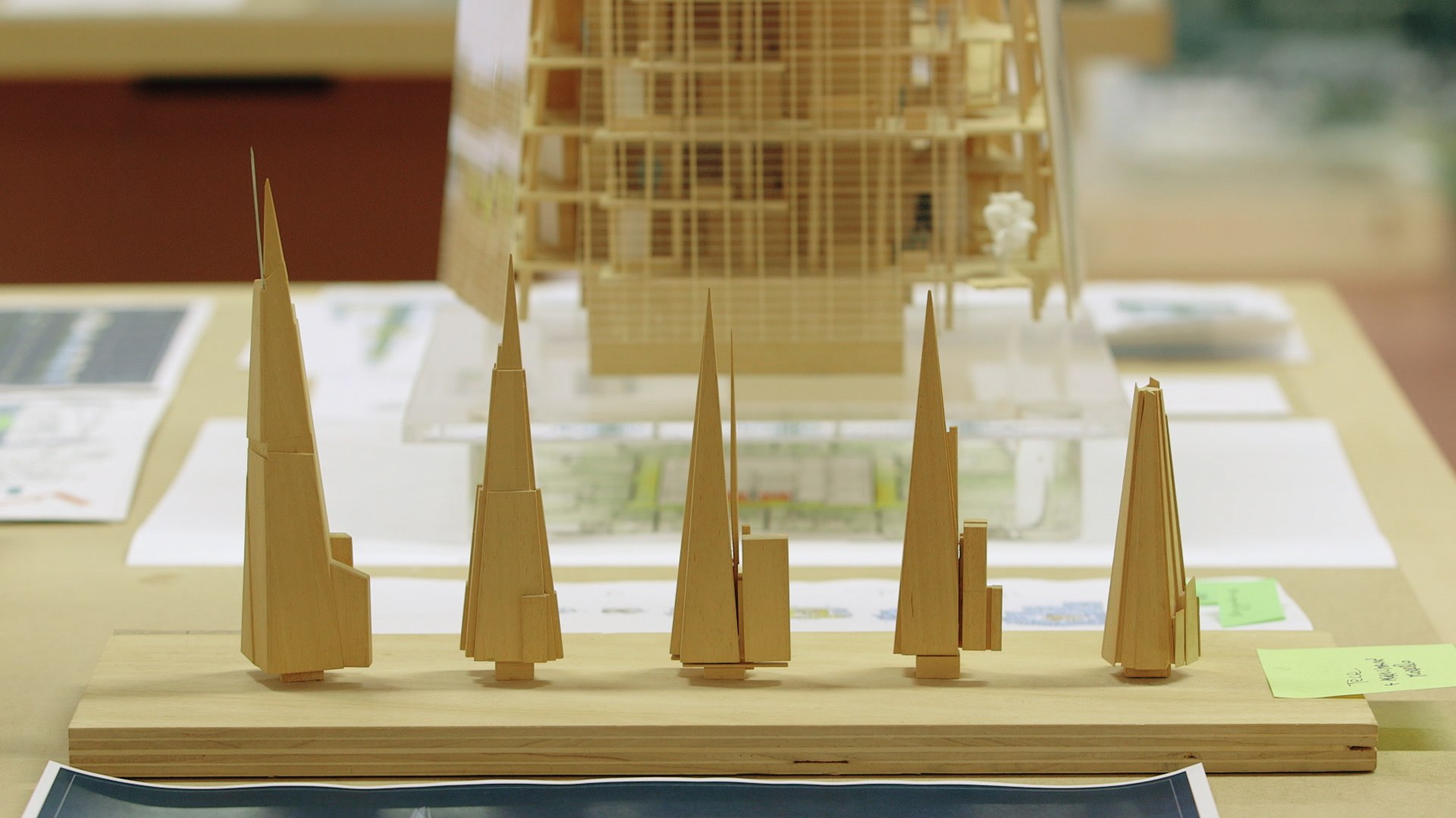 rpbw renzo piano building workds architecture shard london model