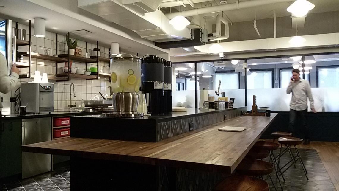 shared kitchen space - Shared Kitchen