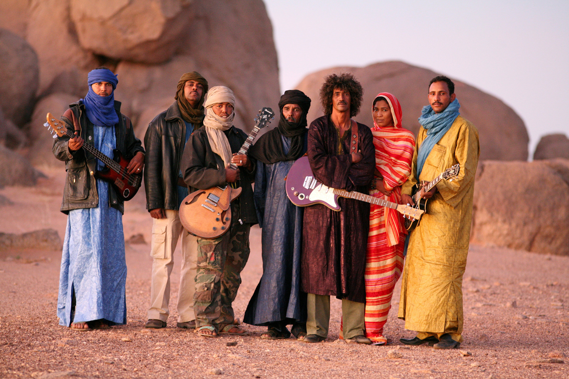 Tinariwen Red Cross