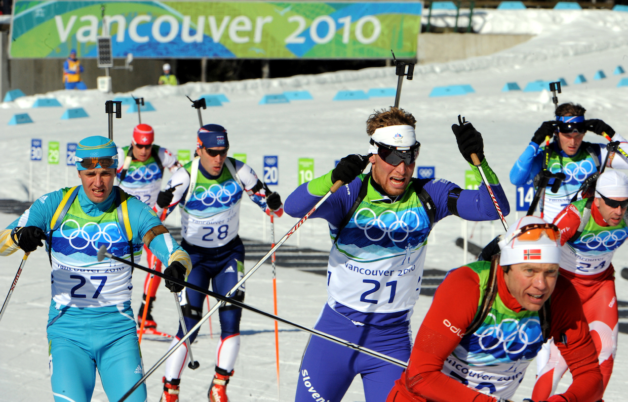 Vancouver 2010, Olympic Games