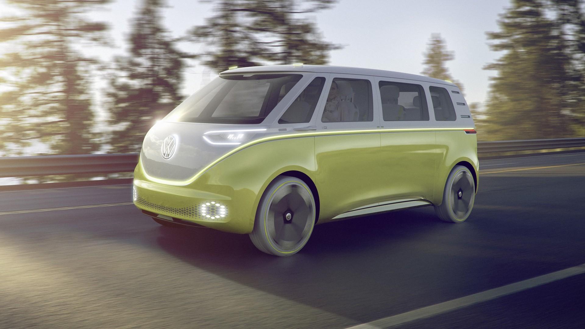 2021 volkswagen minivan  car wallpaper