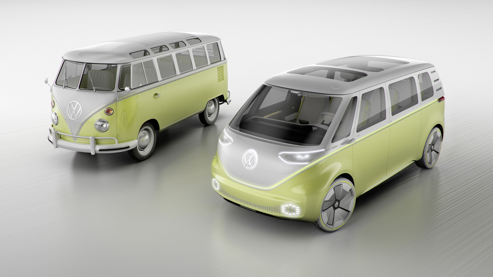 The Volkswagen Van Is Back It Will Be Electric And Self Driving