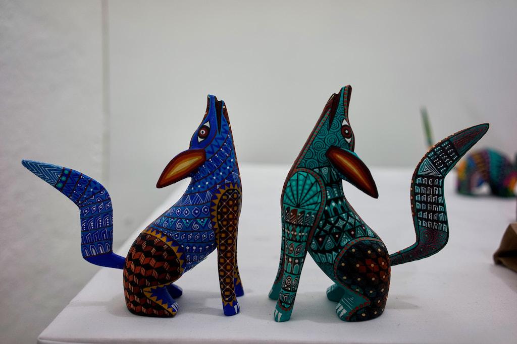 Alebrijes How Fantastic Wooden Animals Keep Indigenous Culture In