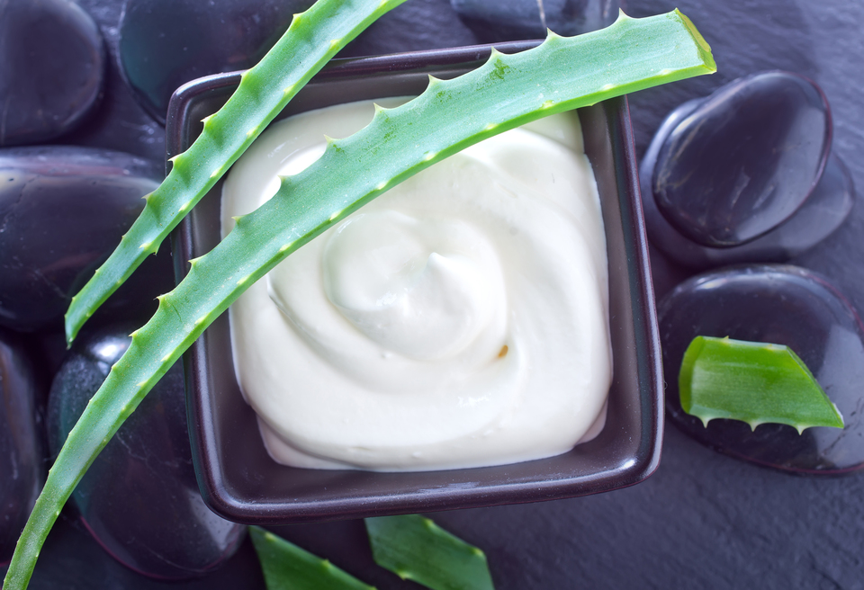 Aloe Vera with Lotion Box