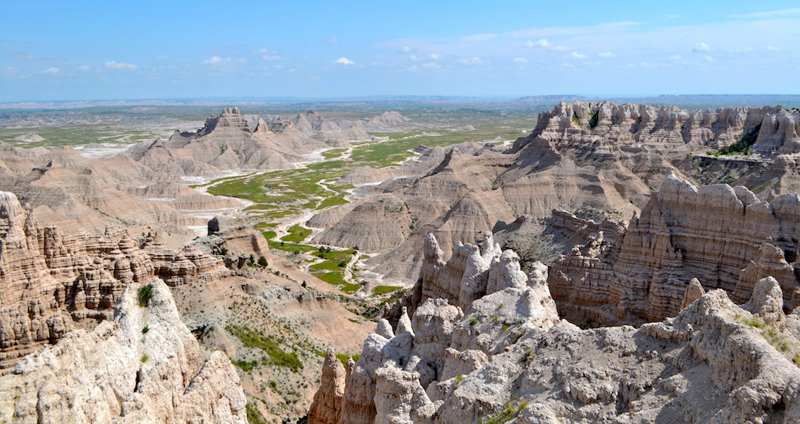 national parks twitter badlands
