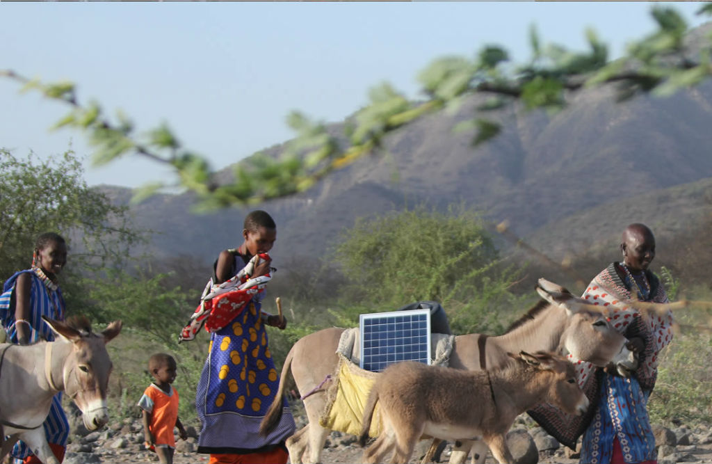 Maasai Women Are Leading A Solar Revolution In Africa