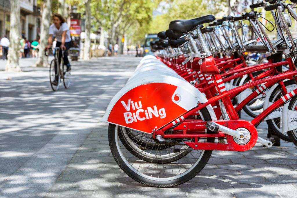 bike sharing barcelona