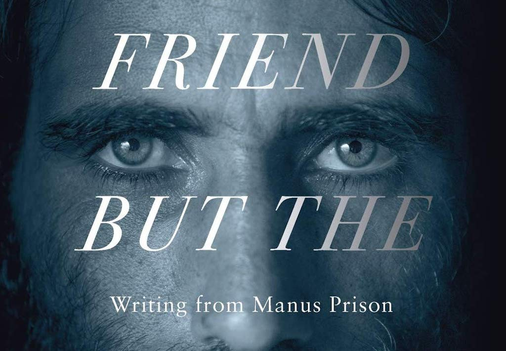 Behrouz Boochani No Friends But the Mountains: Writing from Manus Prison Picador Australia book cover