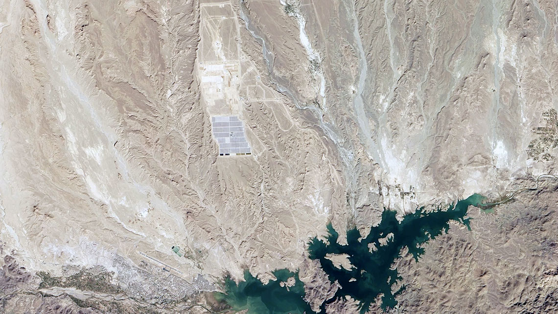 solar thermal plant morocco