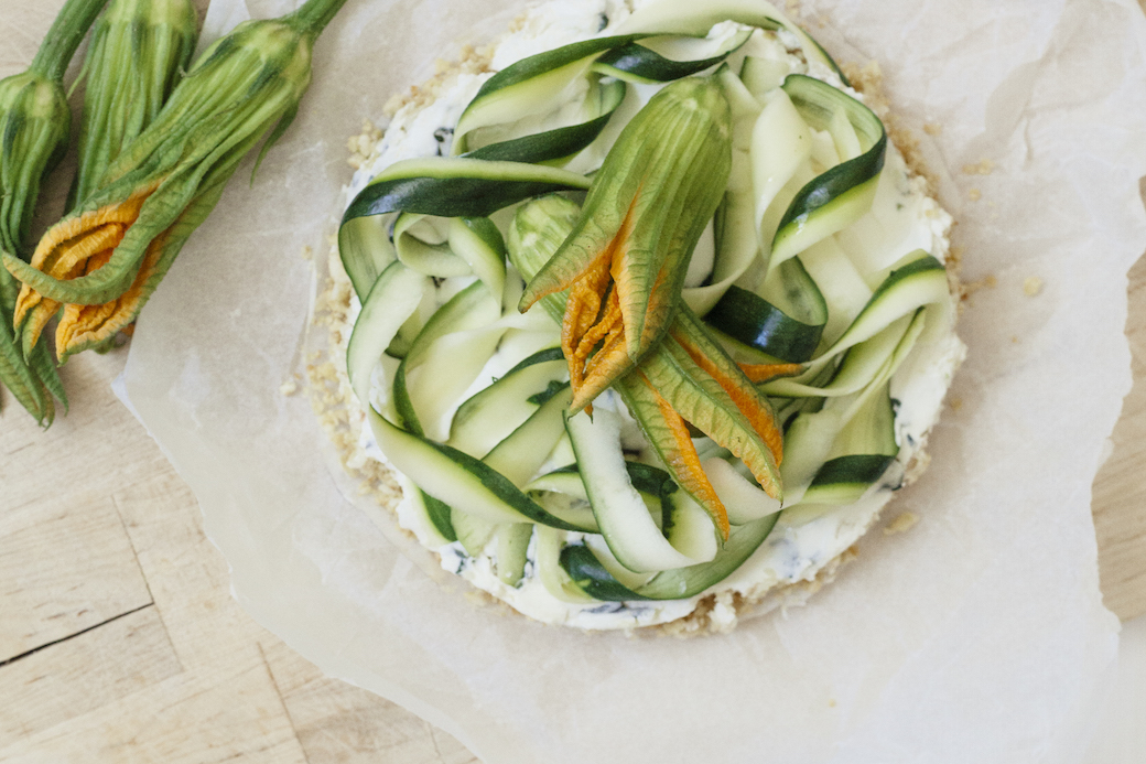 cheesecake zucchine lifegate.it