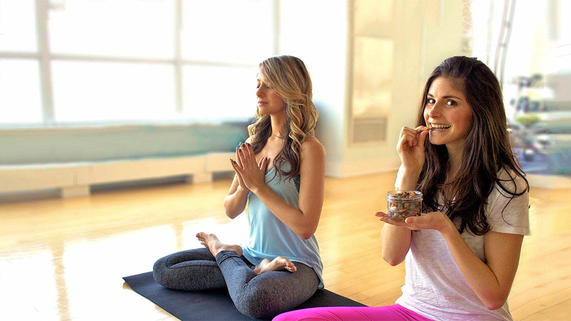 Йога Похудеть Питание. Неудобная правда о похудении от йоги