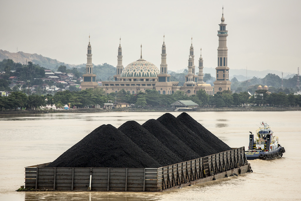 east kalimantan indonesia coal