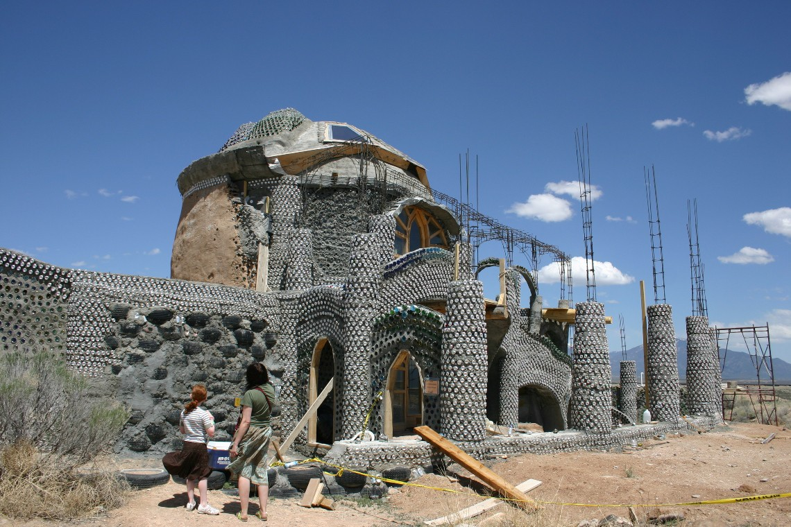 Earthship Biotecture Project