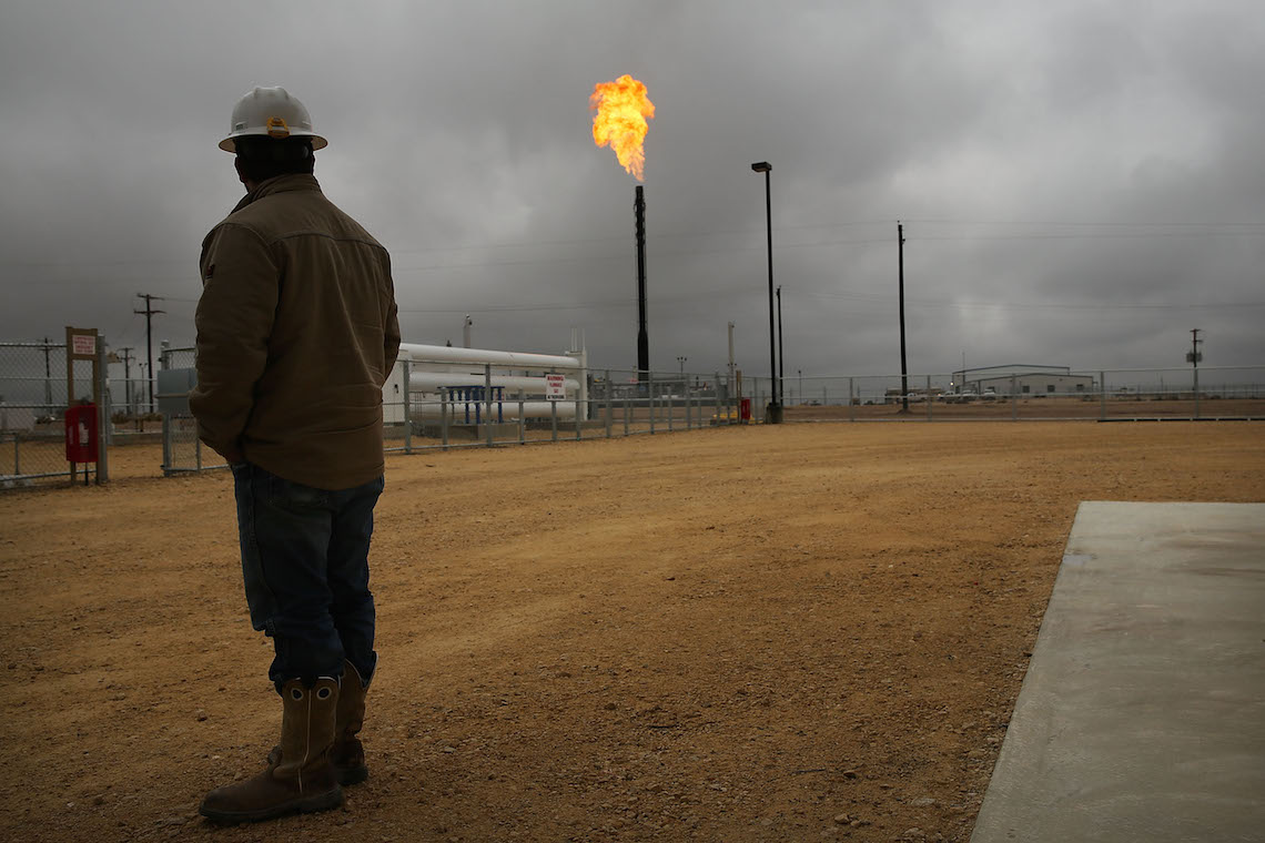 deadwood natural gas plant