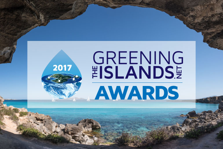 greening the islands 2017