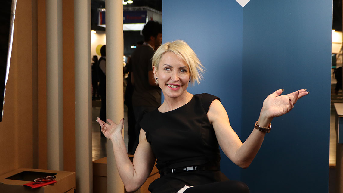 heather mills interview seeds&chips 2019 milan italy food vegan vbites