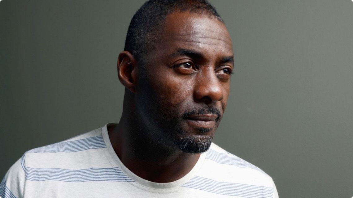 Idris Elba 2018