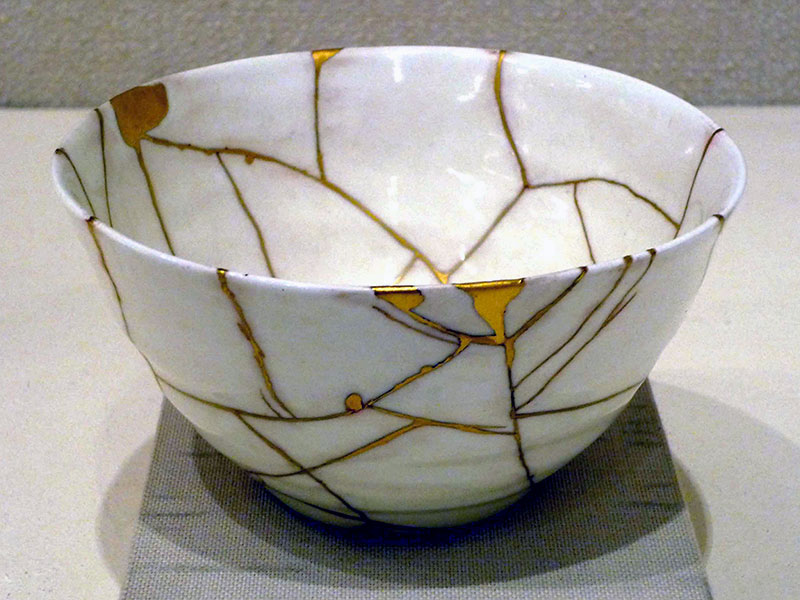 Image result for images of kintsugi