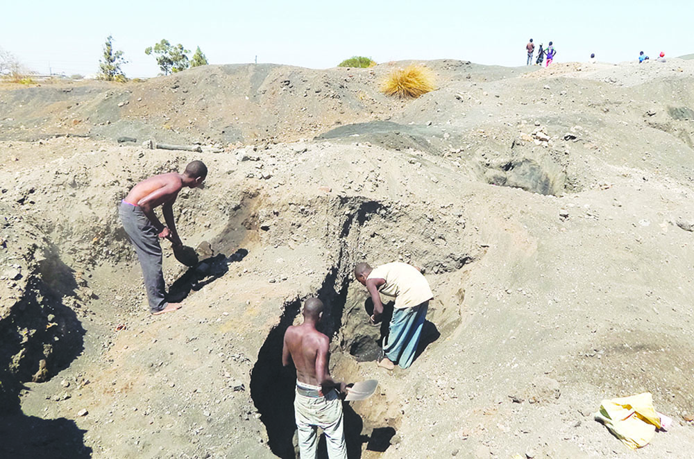 The Kabwe lead mine, closed over 20 years ago, is poisoning